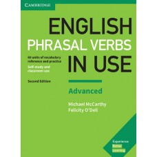 English Phrasal Verbs in Use (2nd) Advanced