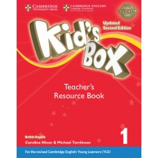 Kid's Box Updated (2nd) Level 1 Teacher's Resource Book + Online Audio