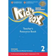 Kid's Box Updated (2nd) Level 2 Teacher's Resource Book + Online Audio