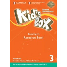 Kid's Box Updated (2nd) Level 3 Teacher's Resource Book + Online Audio