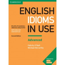 English Idioms in Use (2nd) Advanced