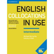 English Collocations in Use (2nd) Intermediate