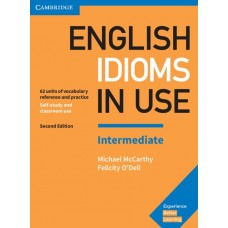 English Idioms in Use (2nd) Intermediate