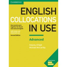 English Collocations in Use (2nd) Advanced