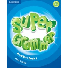 Super Minds Level 1 Super Grammar Book