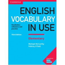 English Vocabulary in Use (3rd edition) Elementary with Answers