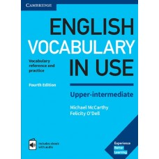 English Vocabulary in Use (4th edition) Upper-Intermediate with Answers + EBook