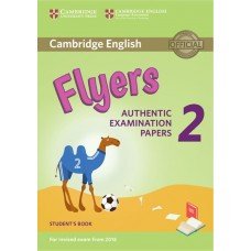 Cambridge English Young Learners 2 Flyers for Revised Exam from 2018 Student's Book