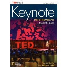 Keynote Pre-Intermediate Student's Book + DVD-Rom