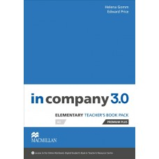 In Company 3.0 Elementary Level Teacher's Book Plus Pack