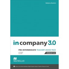 In Company 3.0 Pre-intermediate Level Teacher's Book Plus Pack