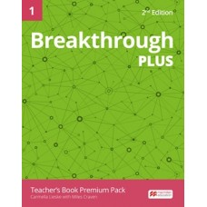 Breakthrough Plus (2nd) 1 Premium Teacher's Book Pack