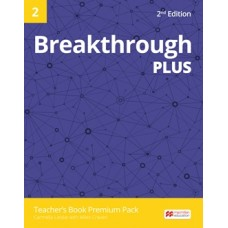 Breakthrough Plus (2nd) 2 Premium Teacher's Book Pack