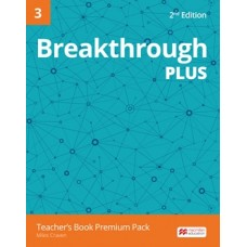 Breakthrough Plus (2nd) 3 Premium Teacher's Book Pack