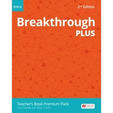 Breakthrough Plus (2nd) Intro Premium Teacher`s Book Pack