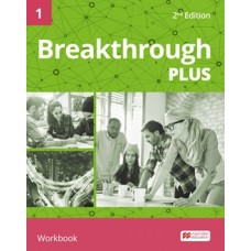 Breakthrough Plus (2nd) 1 Workbook Pack