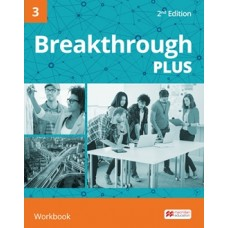 Breakthrough Plus (2nd) 3 Workbook Pack
