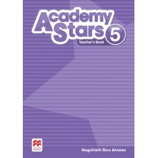 Academy Stars 5 Teacher's Book Pack