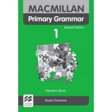Macmillan Primary Grammar (2nd) 1 Teacher's Book + Webcode