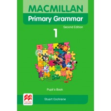 Macmillan Primary Grammar (2nd) 1 Pupil's Book + Webcode