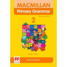 Macmillan Primary Grammar (2nd) 2 Pupil's Book + Webcode