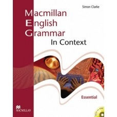 Macmillan English Grammar In Context Essential without Key + CD-ROM