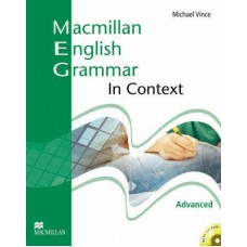 Macmillan English Grammar In Context Advanced without Key + CD-ROM