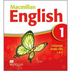 Macmillan English 1 Language Book Audio CDs