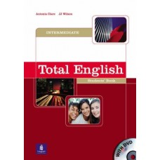 Total English Intermediate Student's Book + DVD