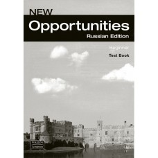 New Opportunities Beginner Test Book