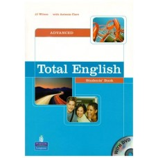 Total English Advanced Student's Book + DVD
