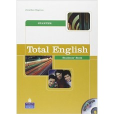 Total English Starter Student's Book + DVD