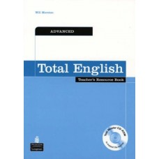Total English Advanced Teacher's Resource Book + Test Master Multi-ROM