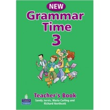 New Grammar Time 3 Teacher's Book