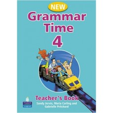 New Grammar Time 4 Teacher's Book