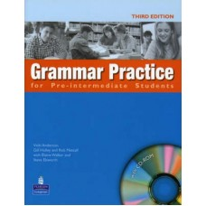 Grammar Practice (3 Edition) Pre-Intermediate + CD-ROM (without key)