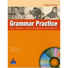 Grammar Practice (3 Edition) Upper-Intermediate + CD-ROM (without key)