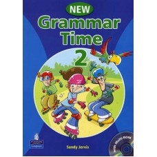 New Grammar Time 2 Student's Book + Multi-Rom