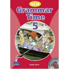 New Grammar Time 5 Student's Book + Multi-Rom