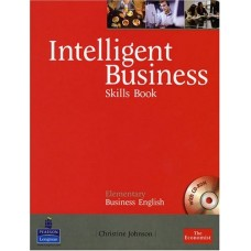 Intelligent Business Elementary Skills Book + CD-Pack