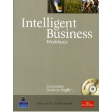 Intelligent Business Elementary Workbook + Audio CD