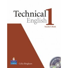 Technical English Elementary (Level 1) Teachers Book + Test Master CD-Rom Pack