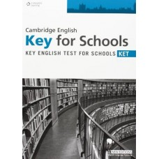 Cambridge KET For Schools Practice Tests Audio CDs