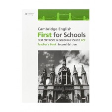 Cambridge First For Schools Practice Tests Teacher's Book