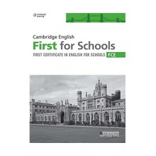Cambridge First For Schools Practice Tests Audio CDs