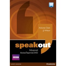 Speakout Advanced Active Teach DVD