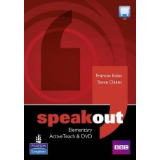 Speakout Elementary Active Teach DVD