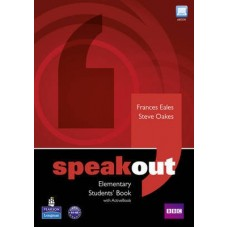 Speakout Elementary Student's Book + DVD + ActiveBook