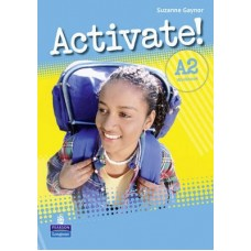 Activate! A2 Workbook no Key