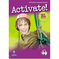 Activate! B1 Workbook no Key + CD-ROM Pack